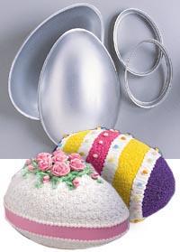 Wilton Easter Egg Cake Pan